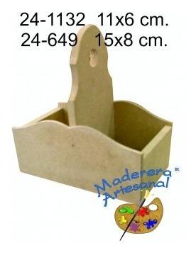 Set X6 Porta Te De Mesa Con Manija N°3 15 Cm.