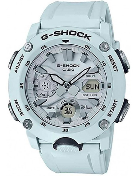 Relogio Casio G-shock Ga-2000s-7adr + Garantia + Nota Fiscal