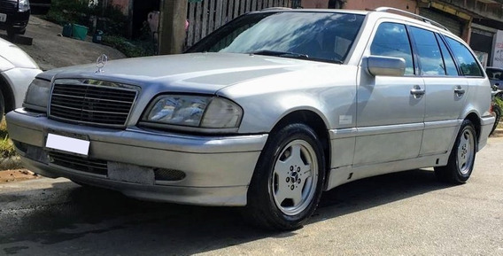 Mercedes C280 Em Excelente Estado