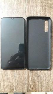 Samsung A50 Branco 128gb, 4gb Ram, Câmera Tripla