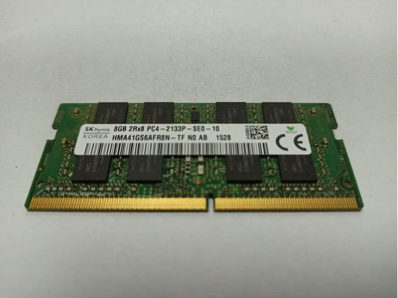 Memoria Sodim 8gb Pc4-2133p Ddr4 2rx8