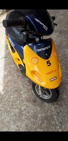 Mymoto Mini Moto Scooter