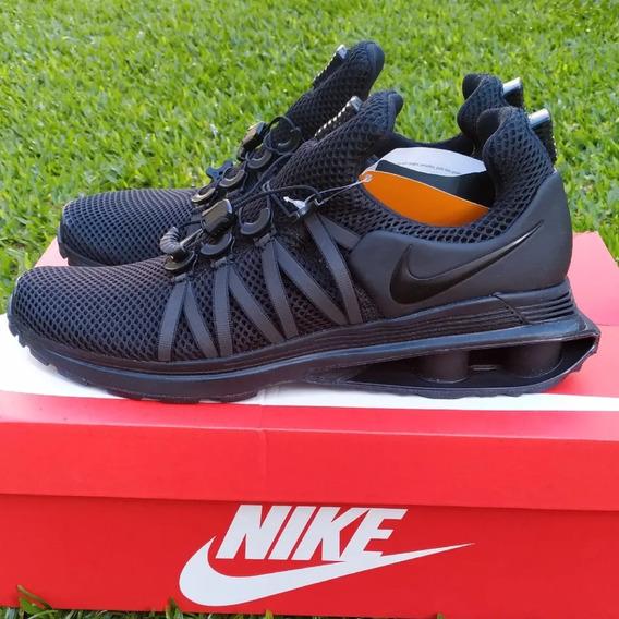 Tênis Nike Shox Gravity Black Masculino 100% Original