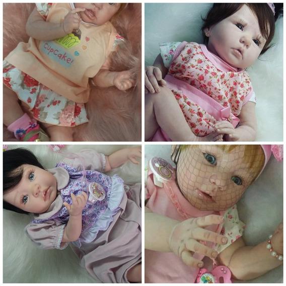 7 Bebes Reborn Atacado Para Lojistas E Revenda