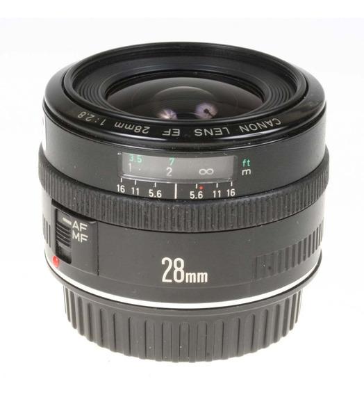 Objetiva Canon Ef 28mm F2.8