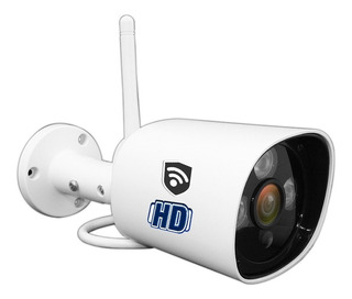 Camara Wifi Ip Exterior Hd Onvif Video Seguridad Dvr Yev01-r