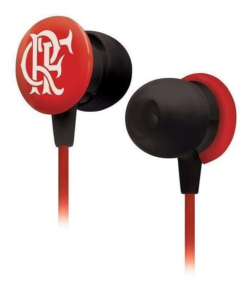 Fone De Ouvido Waldman Flamengo Earphone