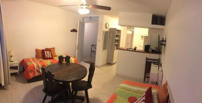 Apartamento Em Punta Del Este, Uruguai. 40 Mts!