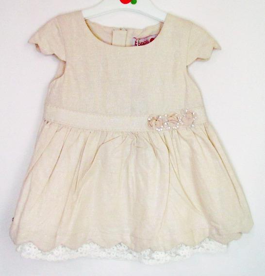 Vestido Coppel Ninas Vestidos De Fiesta Ropa Para Bebes Naranja