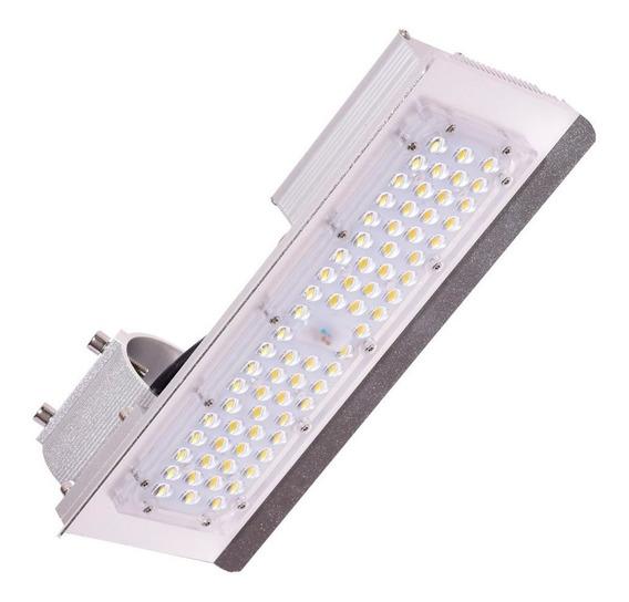 Luminária Led 50w Iluminação Pública Poste 2 Anos Garantia