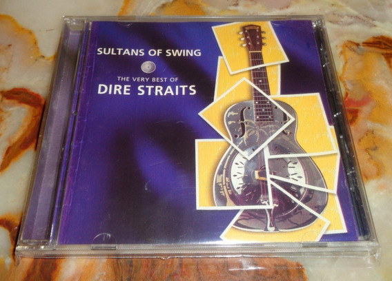 Dire Straits - Sultans Of Swing The Very Best Of - Cd Arg.