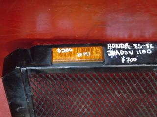 Reflejante Honda Shadow 1100 85 - 86 #141