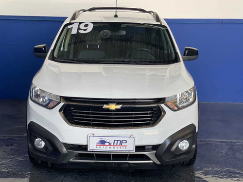 Imagem 1 de 15 de Chevrolet Spin 1.8 Activ 8v Flex 4p Aut