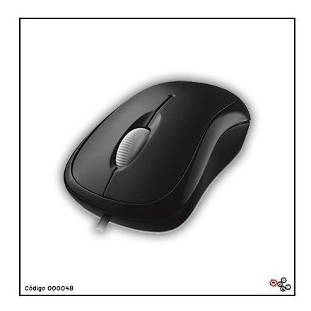 Mouse Óptico Ps2