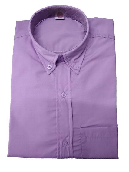 Camisas Lisas Talle Especial Oferta !!