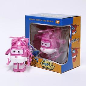 Super Wings Dizzy Discovery Kids Transforma
