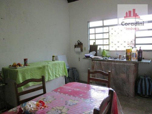 Imagem 1 de 6 de Casa Residencial À Venda, Centro (tupi), Piracicaba - Ca0102. - Ca0102