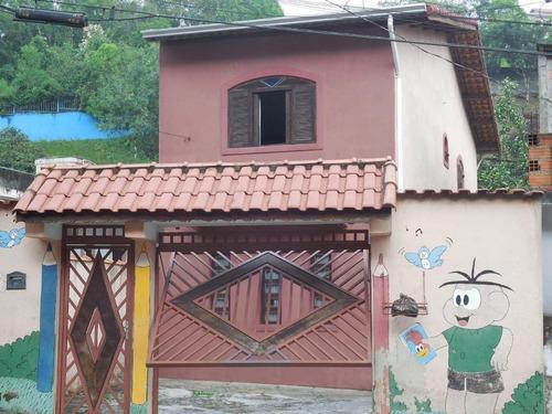 Sobrado À Venda, 490 M² Por R$ 300.000,00 - Jardim Marilu - São Paulo/sp - 15303
