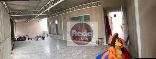 Casa Com 3 Dormitórios À Venda, 198 M² Por R$ 500.000,00 - Centro - São José Dos Campos/sp - Ca4667