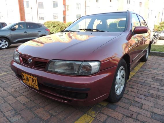 Nissan Almera Slx 1.600cc Aa Mt