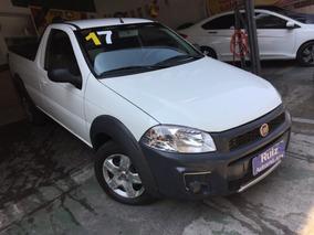 Fiat Strada 1.4 Hard Working Flex Completa Sem Entrada +999