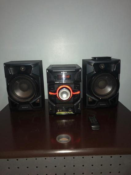 Som Mini System Sony 4400w