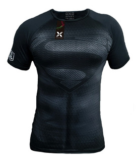 Camisetas 3d En Licra Fria Slim Fit Uv