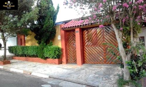 Excelente Casa À Venda No De Lorenzi Boituva-sp - Ca00357 - 68555318