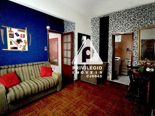 Imagem 1 de 15 de Apartamento À Venda, 1 Quarto, 1 Suíte, Laranjeiras - Rio De Janeiro/rj - 3696
