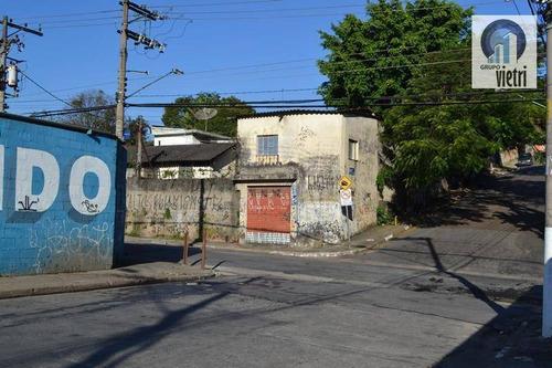Imagem 1 de 7 de Casa Com 3 Dormitórios À Venda, 300 M² Por R$ 900.000,00 - Vila Clarice - São Paulo/sp - Ca0876