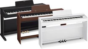 Piano Digital Casio Privia Px770 - Cores