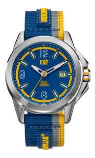 Reloj Caterpillar Twist Up Yu 141.66.632 Ag Oficial Gtia