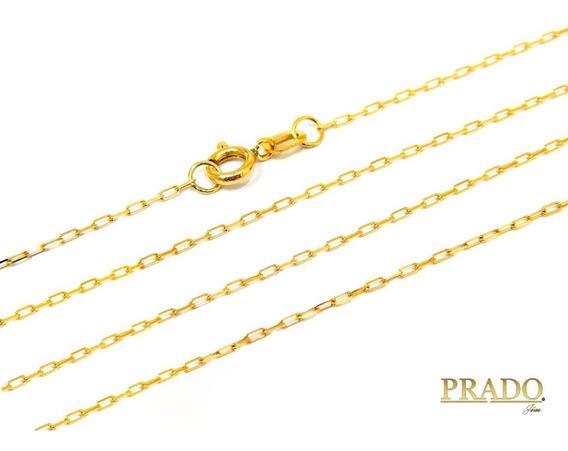 Corrente Cartier 40cm Em Ouro 18k