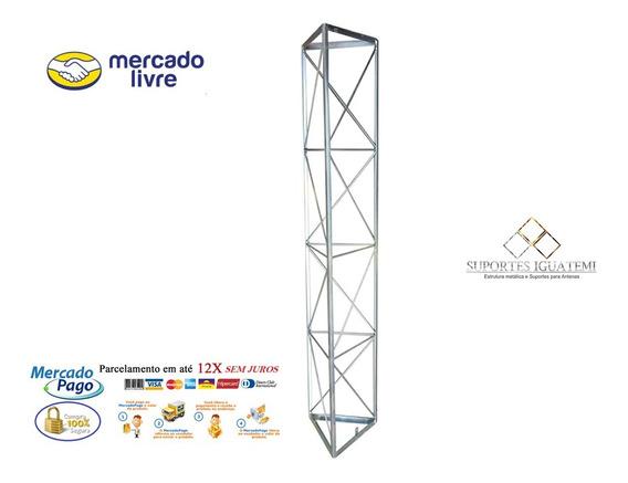 Modulo De Torre 2 Metros 25x25 - 15 Peças (30mts)