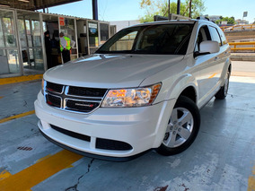 Dodge Journey 2.4 Se 7 Pasajeros Automatica 2017
