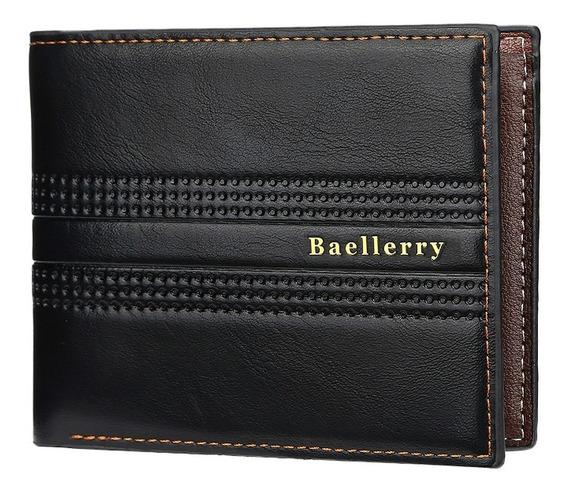 Billetera Para Hombre / Caballero - Estilo Elegante