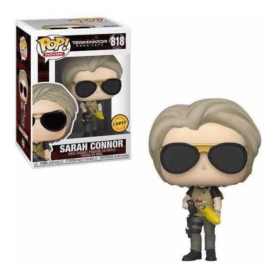 Sarah Connor Chase Terminator Dark Fate Funko Pop Original