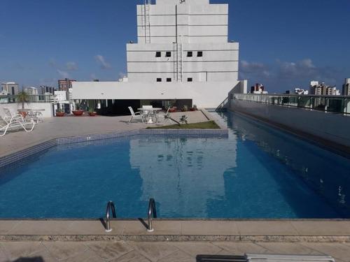 Flat Com 1 Dormitório À Venda, 27 M² Por R$ 200.000,00 - Caminho Das Árvores - Salvador/ba - Fl0022