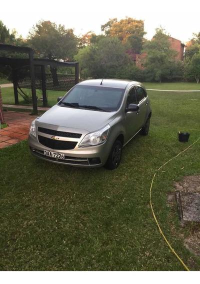 Chevrolet Agile 1.4 Ls Aa+da