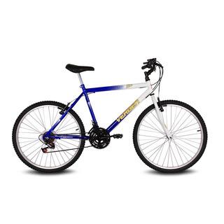 Bicicleta Aro 26 Live Branco E Azul Verden Bikes