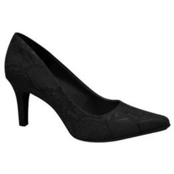Sapato Mississipi X3521 - Preto - Delabela Calçados