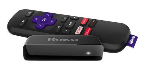 Imagen 1 de 2 de Roku Streaming Premiere 4k Super Pro Netflix Youtube Vudu