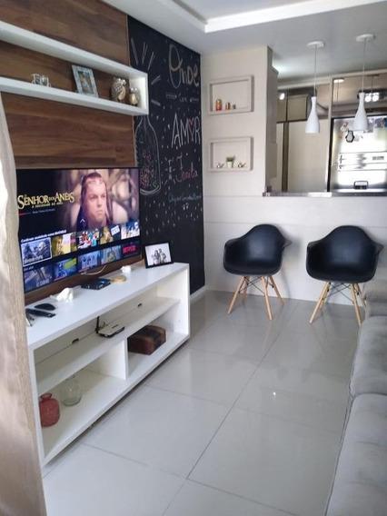 Casa Em Pacheco, Palhoça/sc De 57m² 2 Quartos À Venda Por R$ 220.000,00 - Ca361764