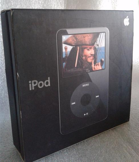 Apple iPod Classic 80 Gb Black