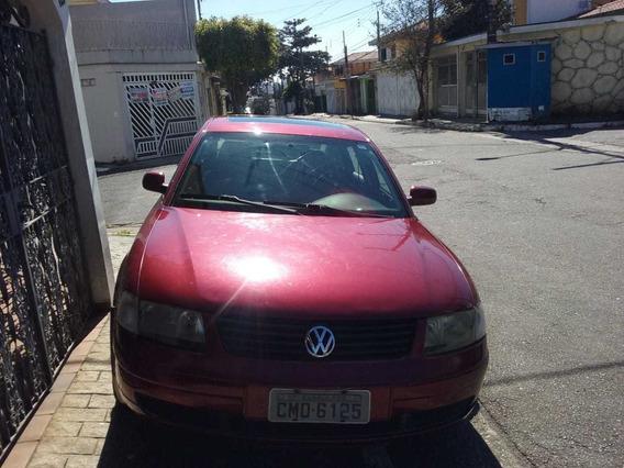 Volkswagen Passat 2.8 V6 4p 1999