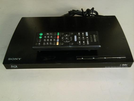 Blu Ray Sony Bdps-190 Con Control Remoto Y Hdmi