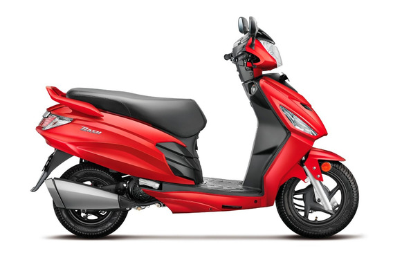 Hero Dash Scooter Dash 110 0km Dbm Motos Financio Permuto