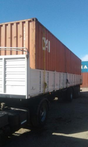 Containers Marítimos Contenedores Usados 20' Colegiales