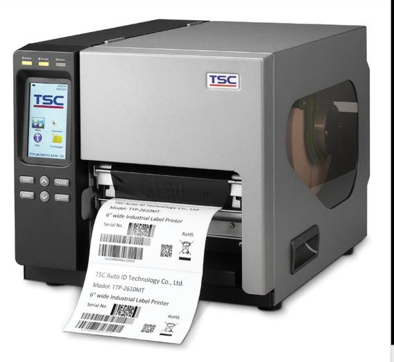 Impressora De Etiqueta Tsc 2610mt