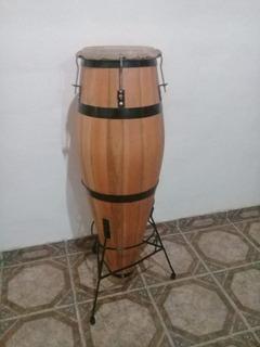 Atabaque Rum , Rum- Pi , Le . Fppercussion